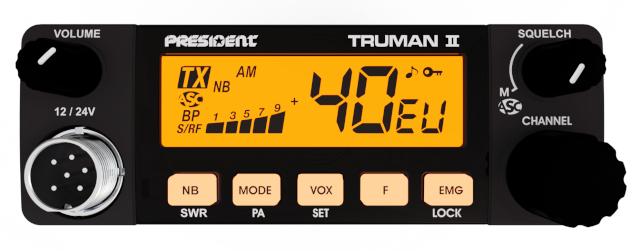 President Truman II ASC (Mobile/Routier) Truman10