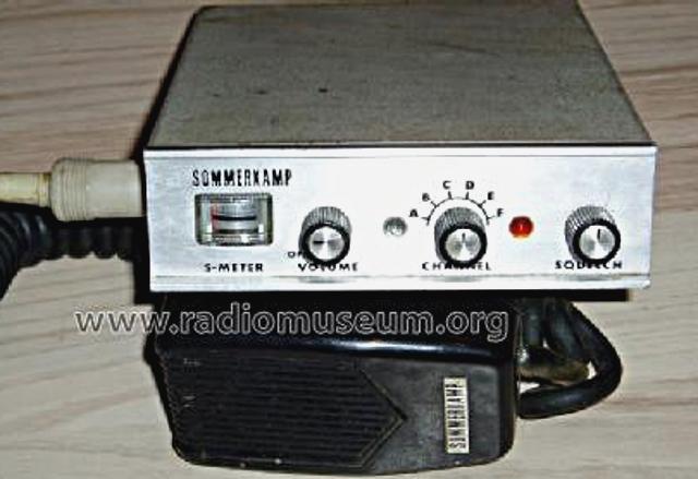 Sommerkamp TS-727G (Mobile) Ts_72710
