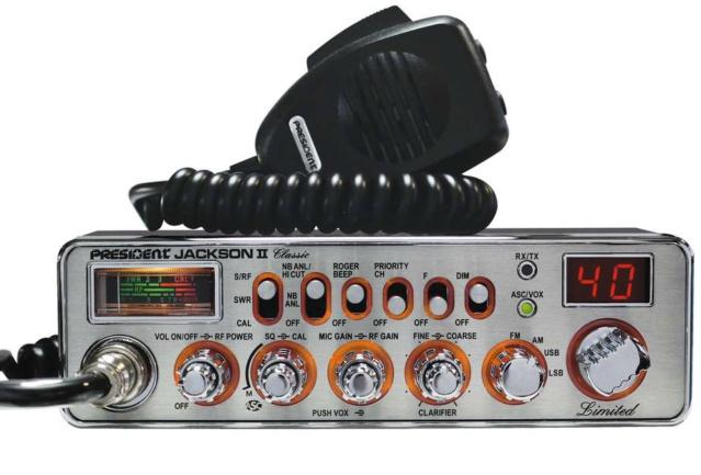 President Jackson II chrome (Mobile) Txmu3010