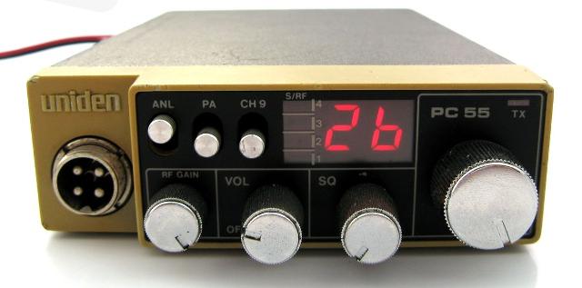 Uniden PC 55 (Mobile) Uniden20