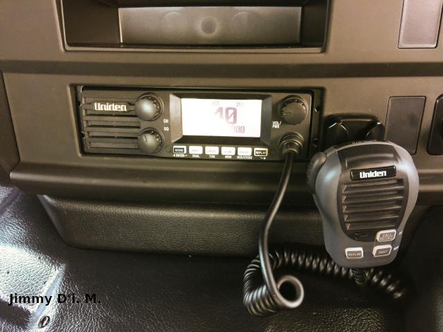 Uniden UH-5050 (Mobile/Camion UHF) Uniden30