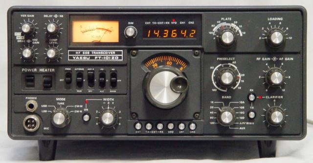 Yaesu FT-101ZD Ut78lr10