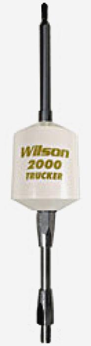 2000 - Wilson 2000 Trucker Antenna 5 Inch Shaft White W30-0510