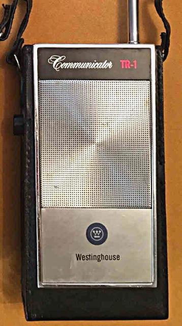 Westinghouse Communicator H-869 TC9 TR-1 (Portable) Westin10