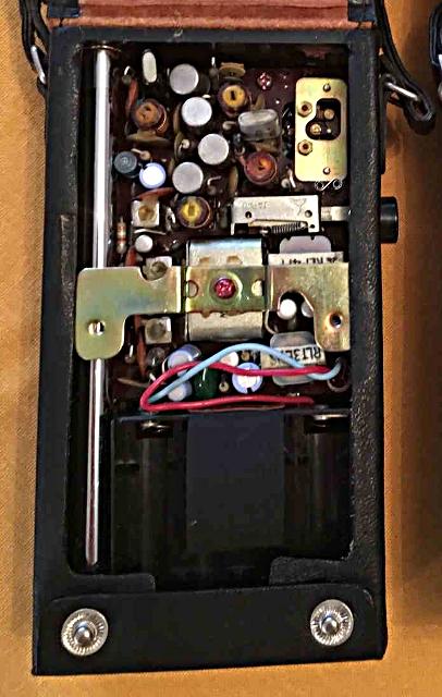 Westinghouse Communicator H-869 TC9 TR-1 (Portable) Westin11