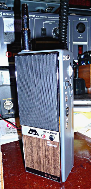 Weston HF-2500 (Portable) Weston10