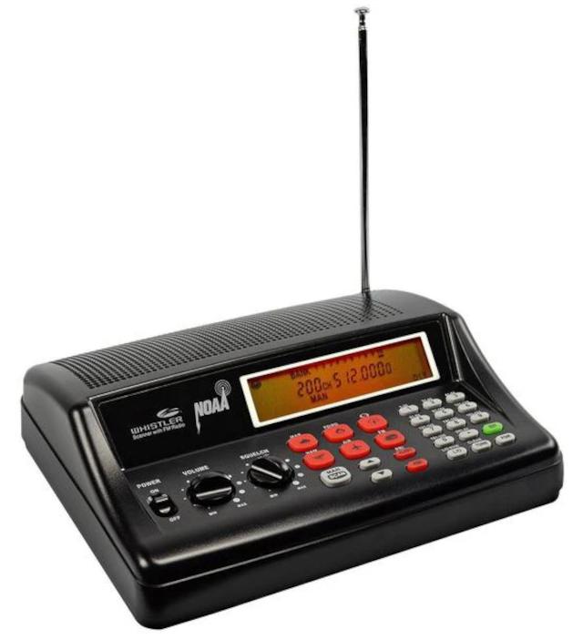 Whistler WS1025 (scanner (Base) Whistl10