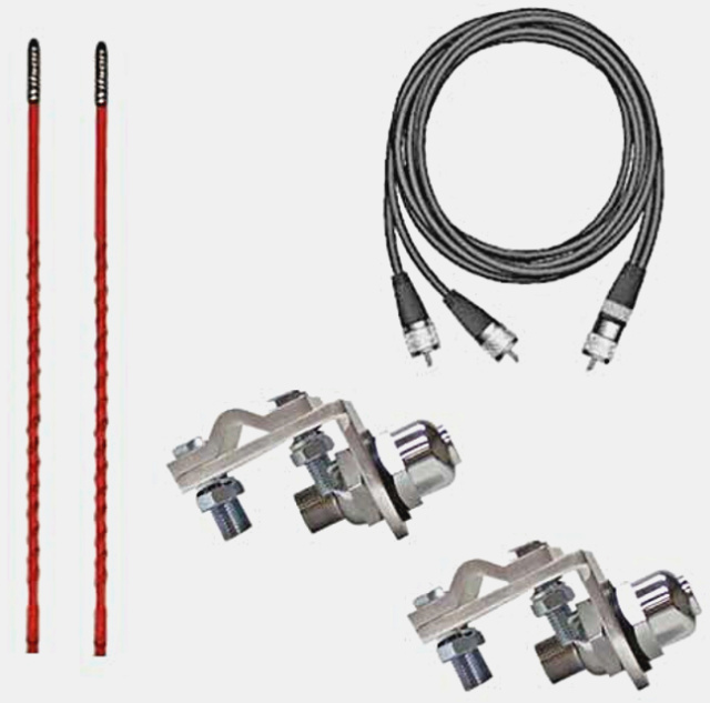 Wilson Silver Load (Kit Double antennes) Wilson11