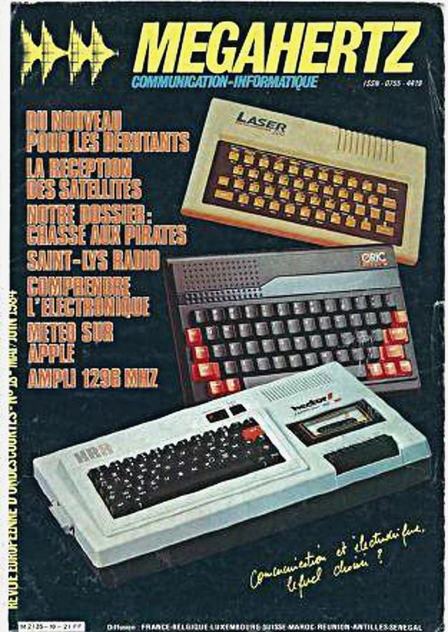 Megahertz (Magazine (Fr) Z1005110