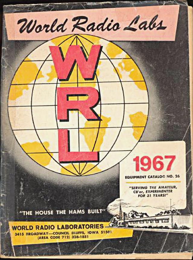 World Radio Laboratories (Catalogue (USA) Z8162410