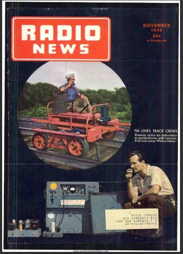 Radio News / Radio Amateur News / Radio & Television News (Magazine (USA) Z8536310