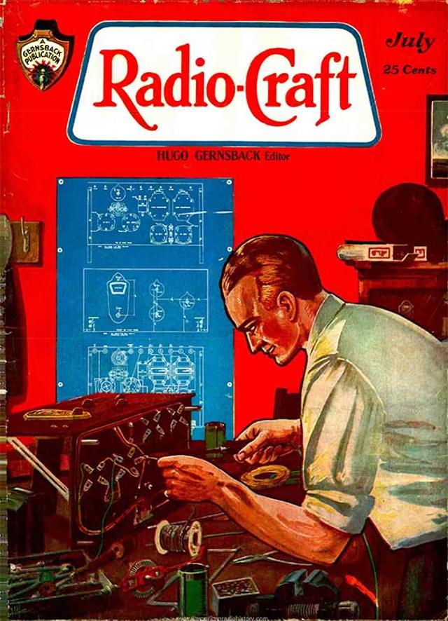 Radio-Craft (Magazine) Z9033210