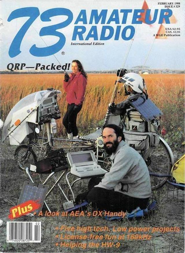 73 Amateur Radio (Magazine (USA) Z_147010