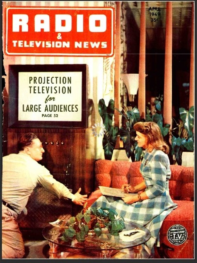 Radio News / Radio Amateur News / Radio & Television News (Magazine (USA) Z_188410