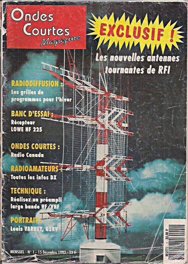 Ondes Courte Magazine (Magazine Fr) Z_219910
