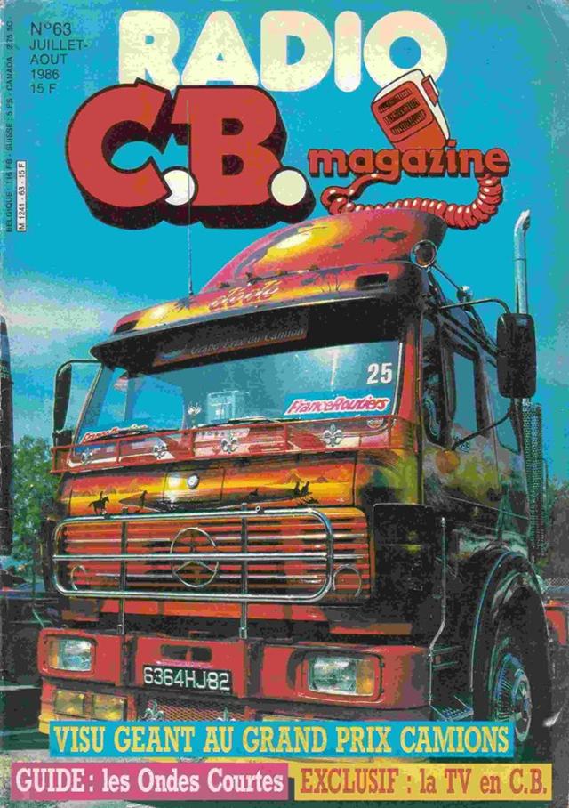 C.B. Magazine - Radio C.B. Magazine (Magazine (Fr.) Z_484510