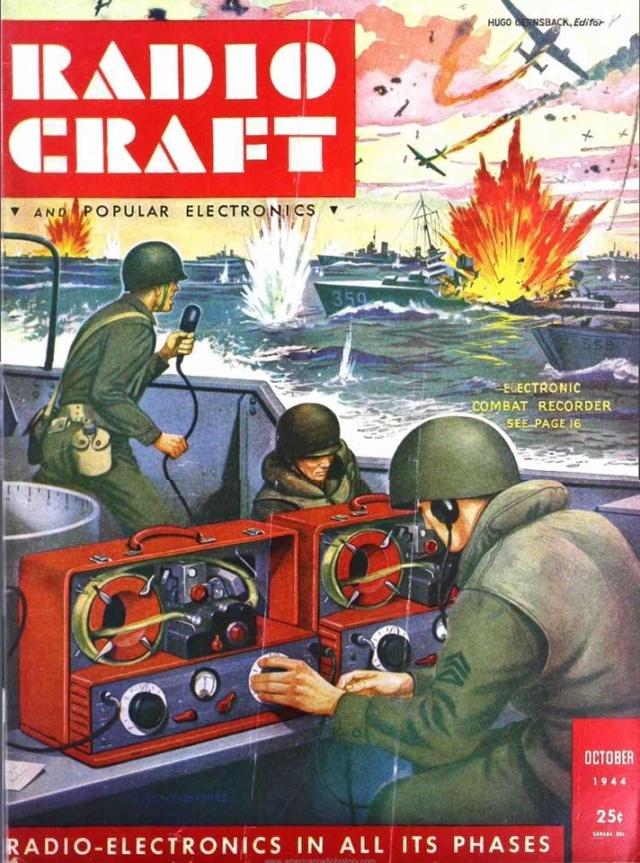 Radio Craft (Magazine (Canada) Z_632410