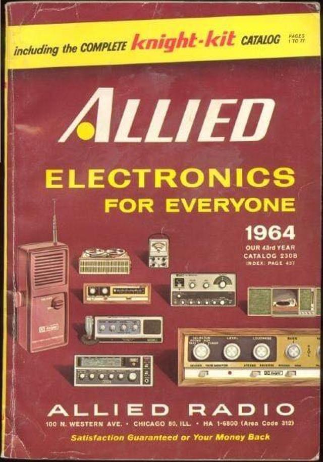 Allied Radio (revue) (USA) Z_656110