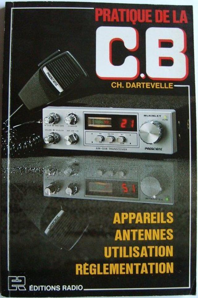 Pratique de la CB (Livre (Fr) Z_854410