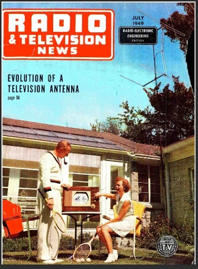 Radio News / Radio Amateur News / Radio & Television News (Magazine (USA) Z_857710