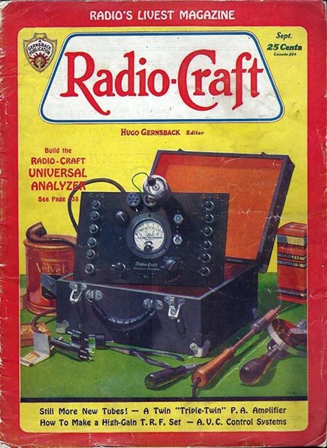 Radio-Craft (Magazine) Z_920010