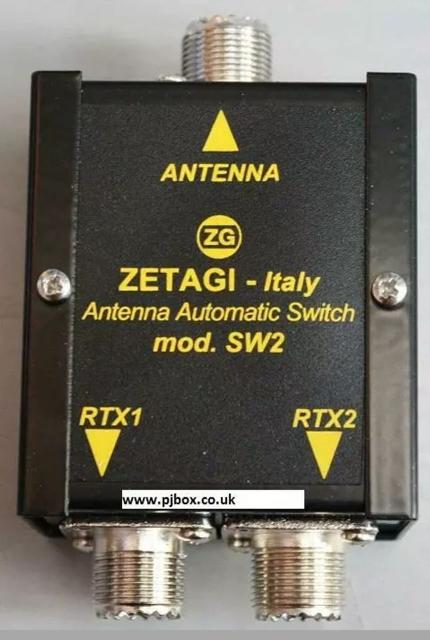 Tag antenna sur La Planète Cibi Francophone Zetagi19