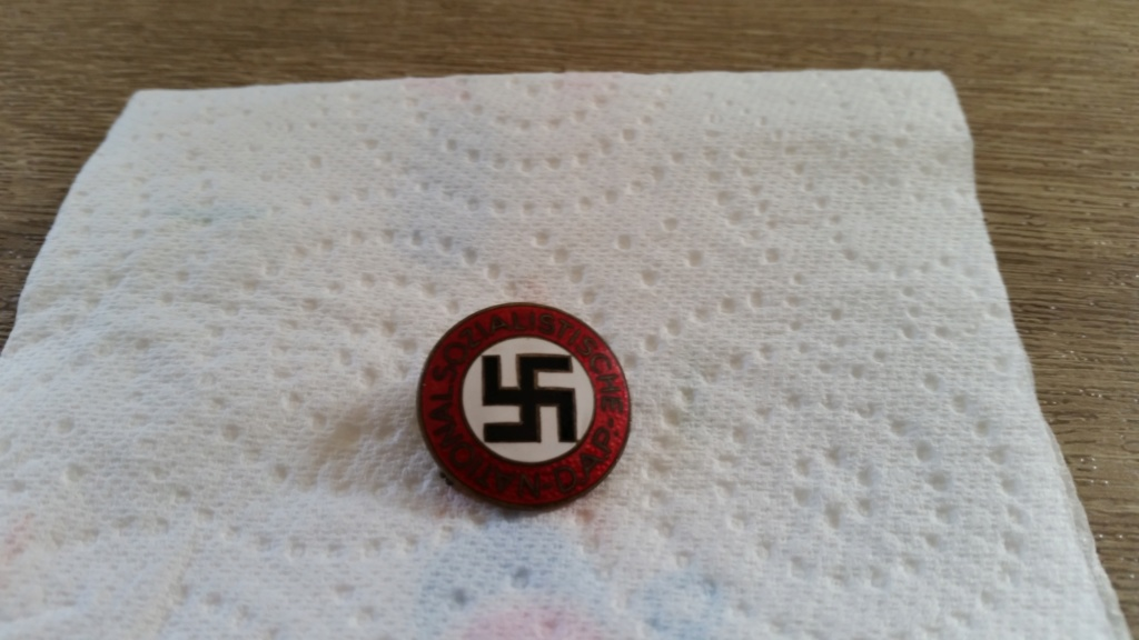 Badge NSDAP 00210
