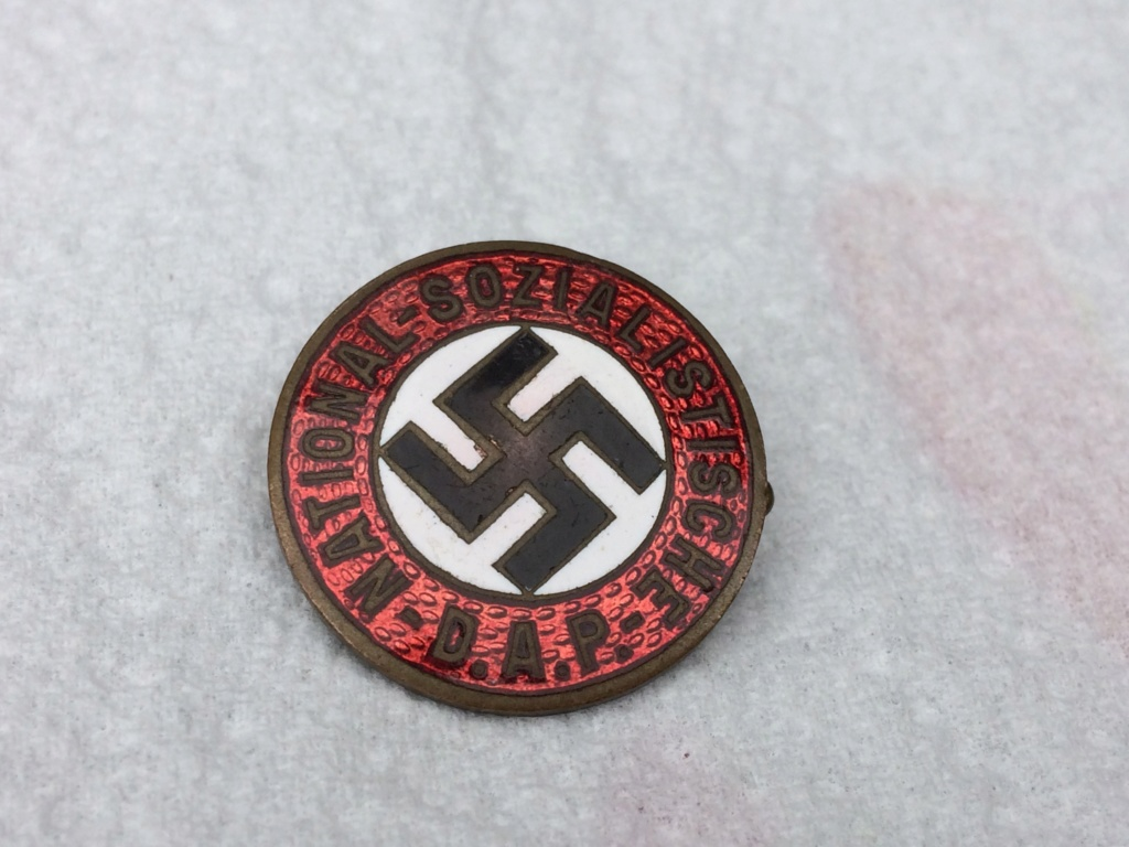 authentification badge Westmark 11210