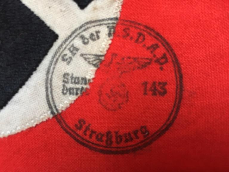 Médailles Allemandes , Insignes Allemands , Boucle HJ , Brassard SA  Img-1210
