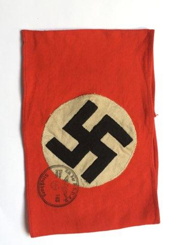 Médailles Allemandes , Insignes Allemands , Boucle HJ , Brassard SA  Img_1210