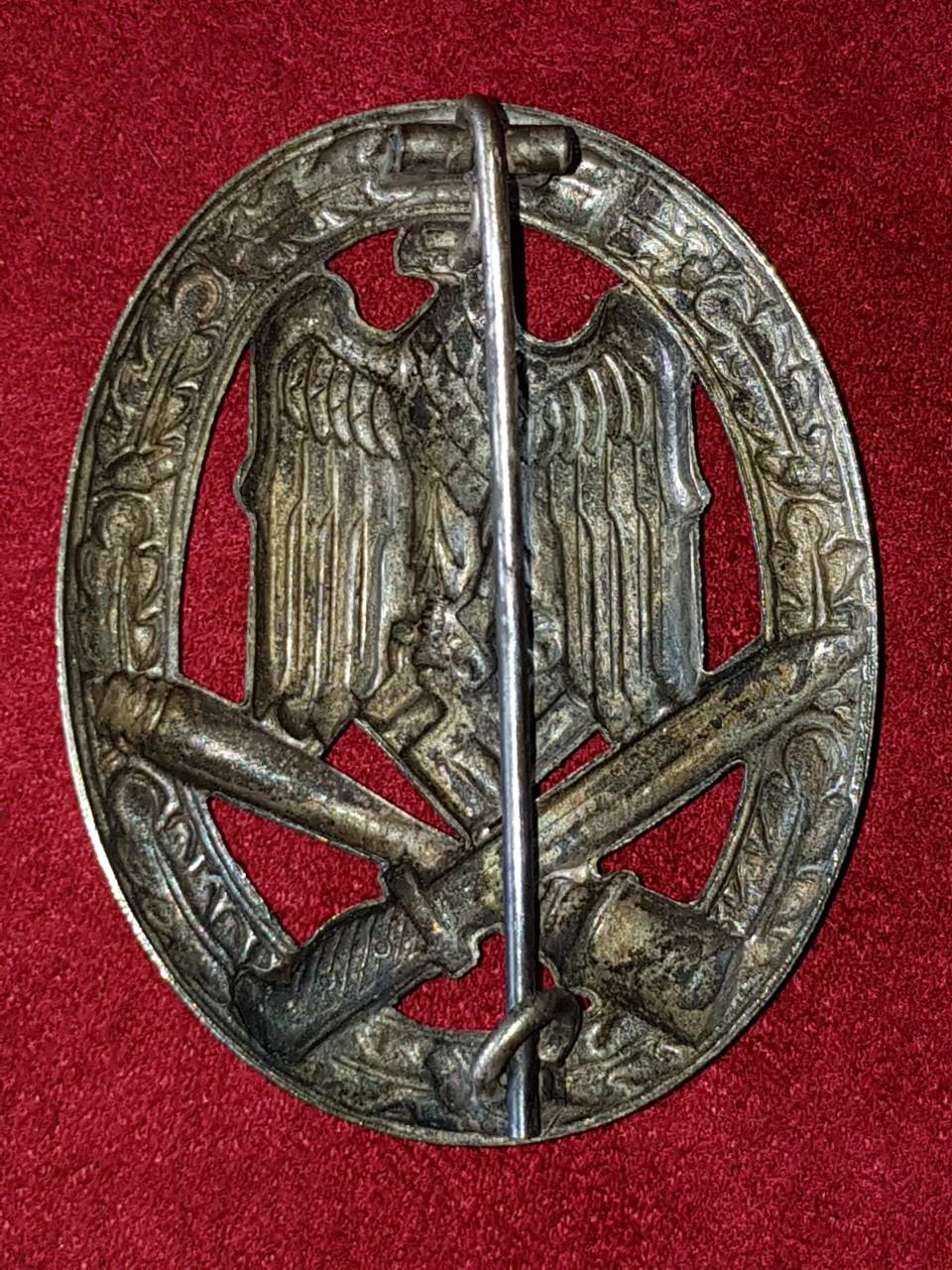 Badge D'Assaut Général Thumbn71