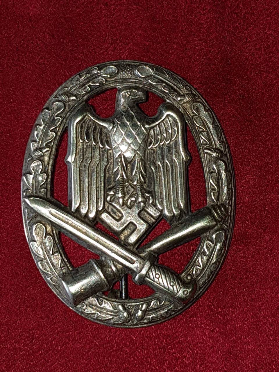 Badge D'Assaut Général Thumbn72