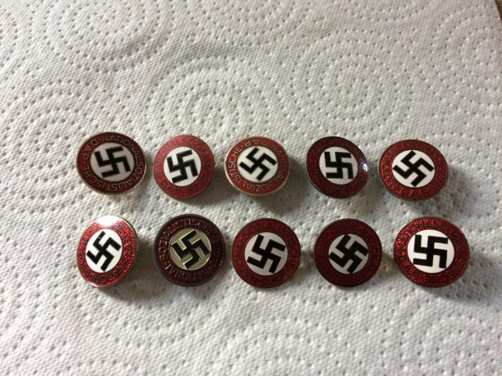 Badge NSDAP FRAUENSCHAFT Rare ? Zzz3112