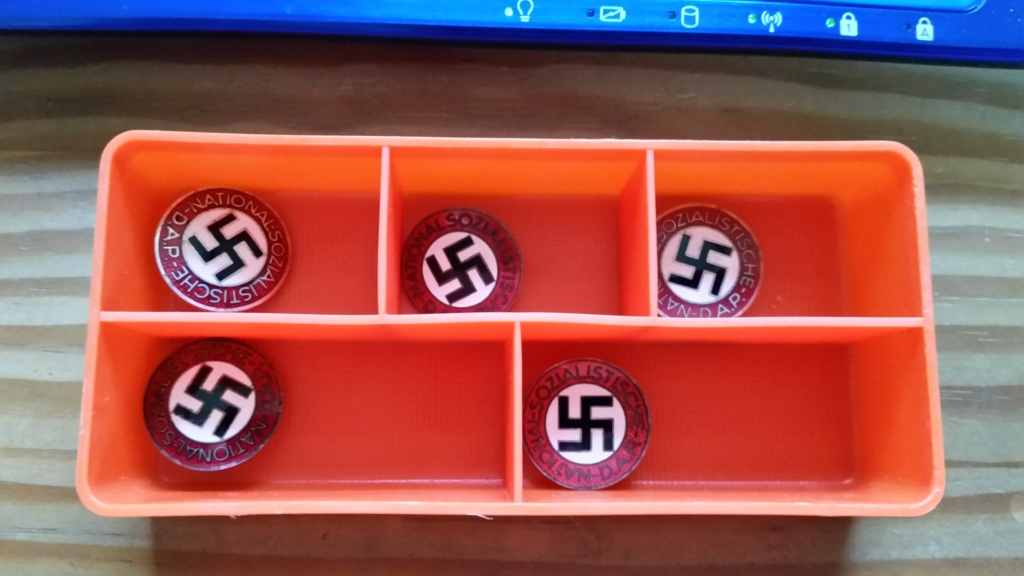 Badge NSDAP Zzzzzz10