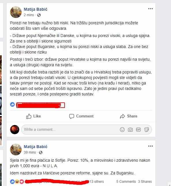 Cudo se desilo ili..Maric najavio veliko smanjivanje pdv-a na lijekove,hranu,pelene ali i poskupljenje luksuza Bugars10