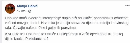 Mladi HDZovac od 22godine domoljub već vlasnik jednog hotela(do 40 biti će bogatiji od Todorića) čestitao Srbima Božić :D - Page 16 Jugosl10