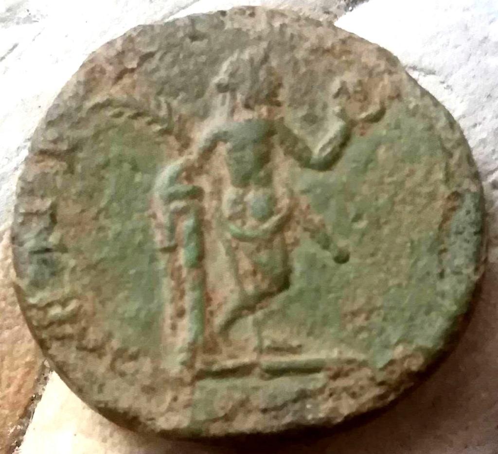 Bronze de Septime Sévére. Sss01a10