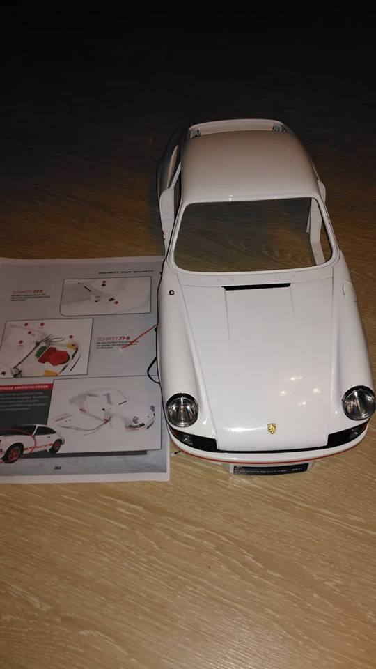 DeAgostini Porsche 911 Carrera RS 2.7 - Seite 7 00410
