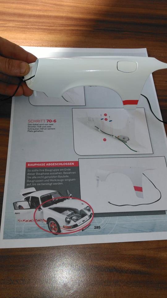 DeAgostini Porsche 911 Carrera RS 2.7 - Seite 6 01010