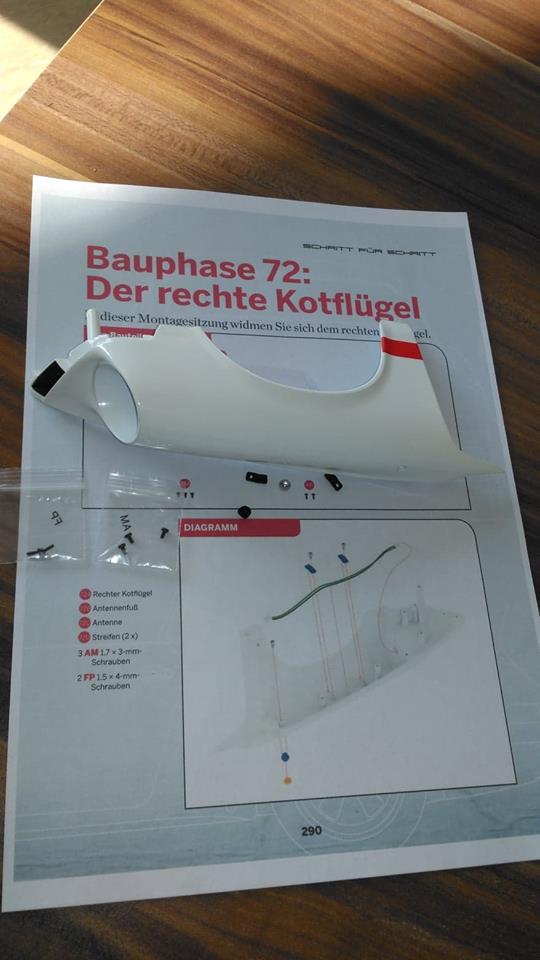 DeAgostini Porsche 911 Carrera RS 2.7 - Seite 6 01410