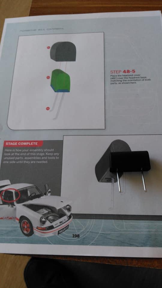 DeAgostini Porsche 911 Carrera RS 2.7 - Seite 4 0510