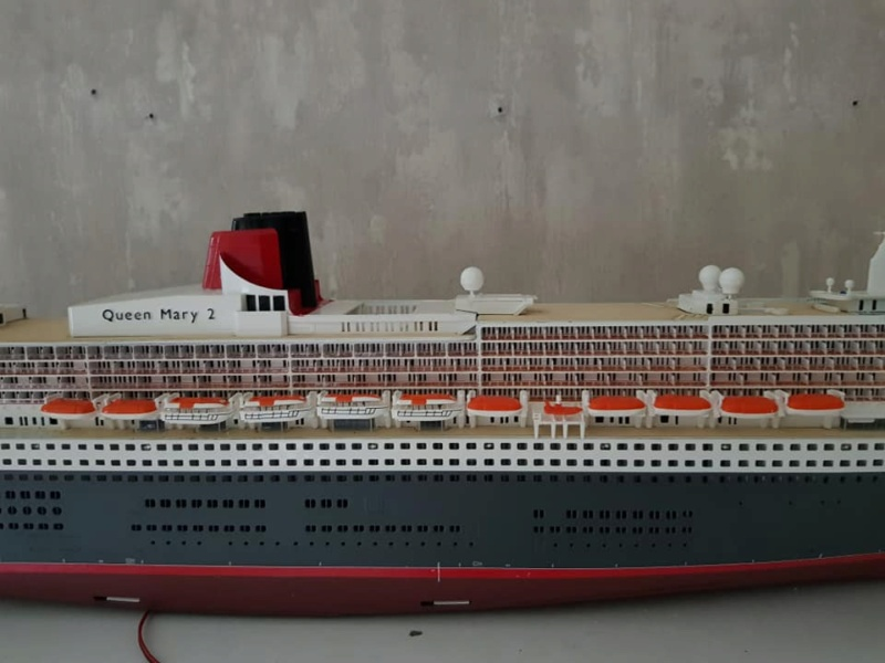 Queen Mary 2 mit LED-Beleuchtung / Revell, 1:400 - Seite 4 11886610