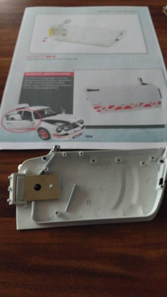 DeAgostini Porsche 911 Carrera RS 2.7 - Seite 7 1311
