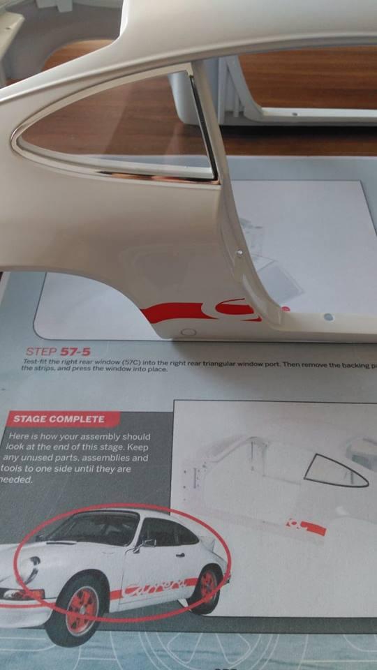 DeAgostini Porsche 911 Carrera RS 2.7 - Seite 5 210
