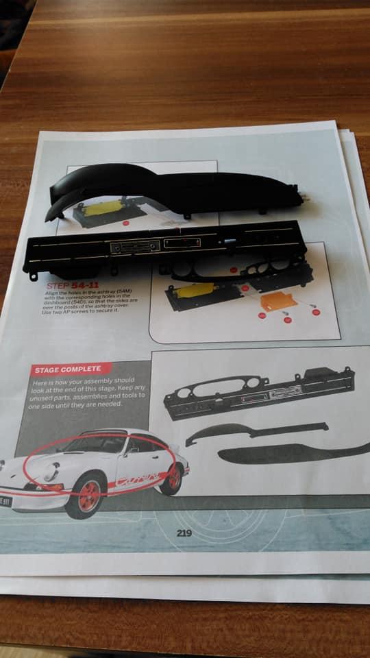 DeAgostini Porsche 911 Carrera RS 2.7 - Seite 5 2310