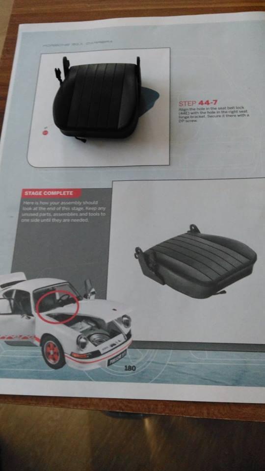 DeAgostini Porsche 911 Carrera RS 2.7 - Seite 4 36987910