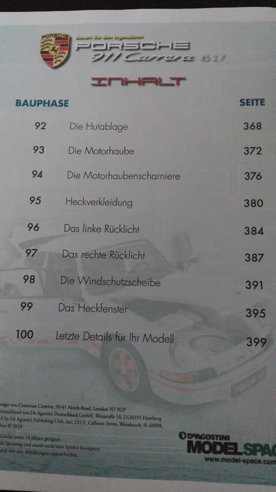 DeAgostini Porsche 911 Carrera RS 2.7 - Seite 7 48416110