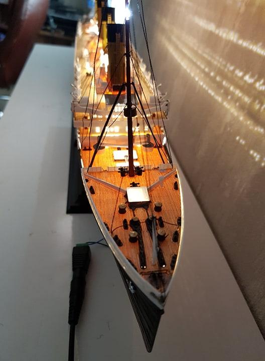 RMS  Titanic / Academy, 1:400 91940810