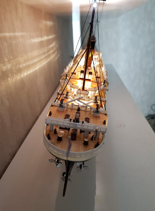 RMS  Titanic / Academy, 1:400 92357110
