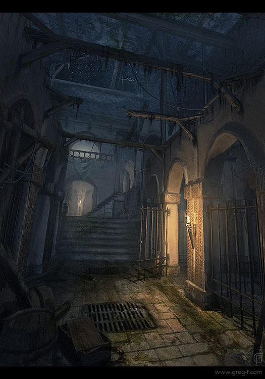 Nym Baenre - Les dernières aventures de l'assassin Illust10